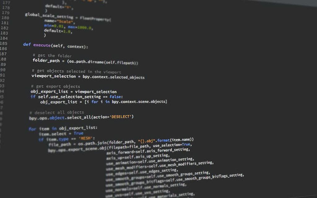 Python development services
