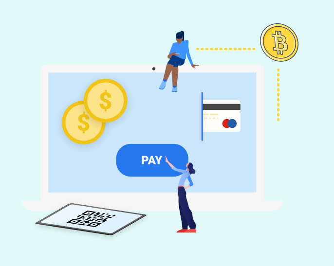 Payment page development